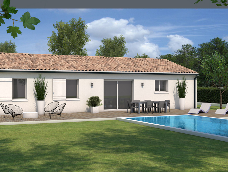 Vente Maison  LA LANDE DE FRONSAC  199 500 €