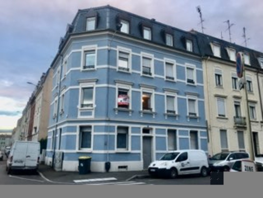 Location Appartement MULHOUSE  370 €