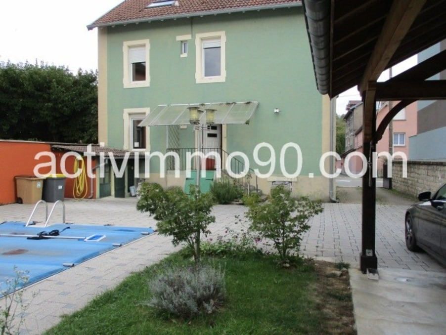 Vente Maison BELFORT  254 400 €