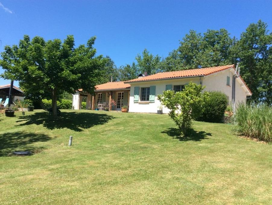 Vente Maison  séjour 55 m²  L'ISLE EN DODON  365 500 €