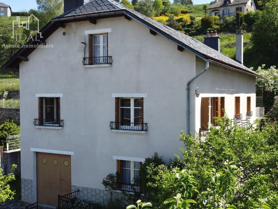 Vente Maison Saint-Alban-sur-Limagnole  109 500 €