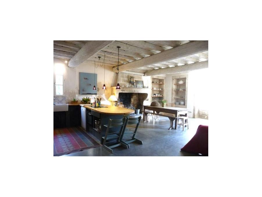 Vente Maison  séjour 60 m²  Montfrin  630 000 €