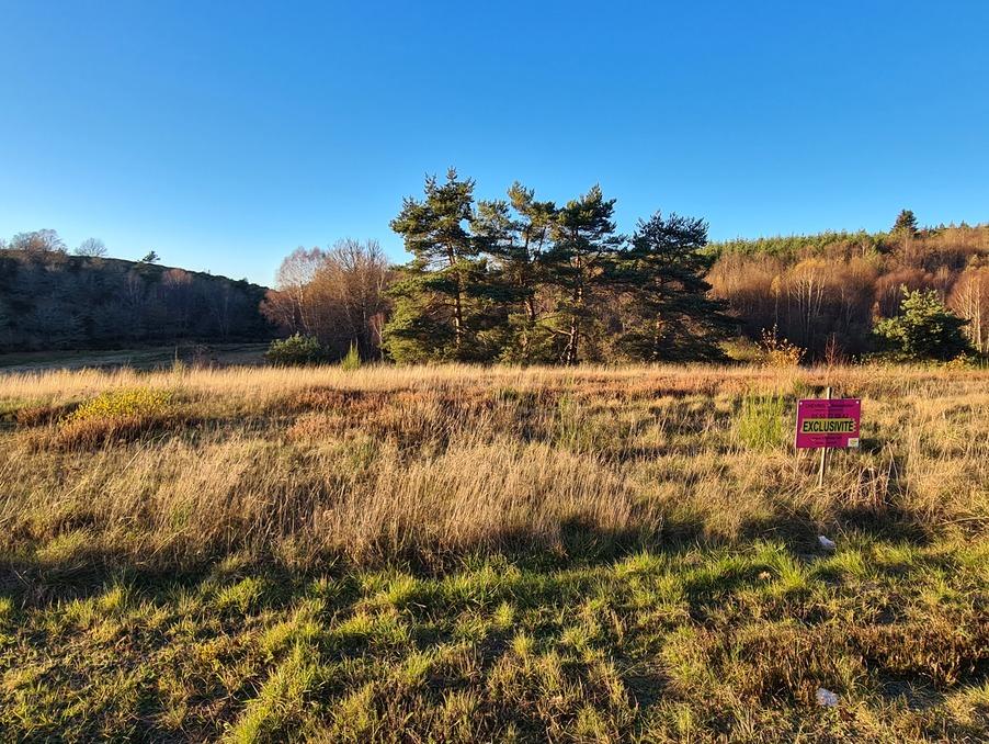 Vente Terrain Saint-Merd-les-Oussines 17 000 €