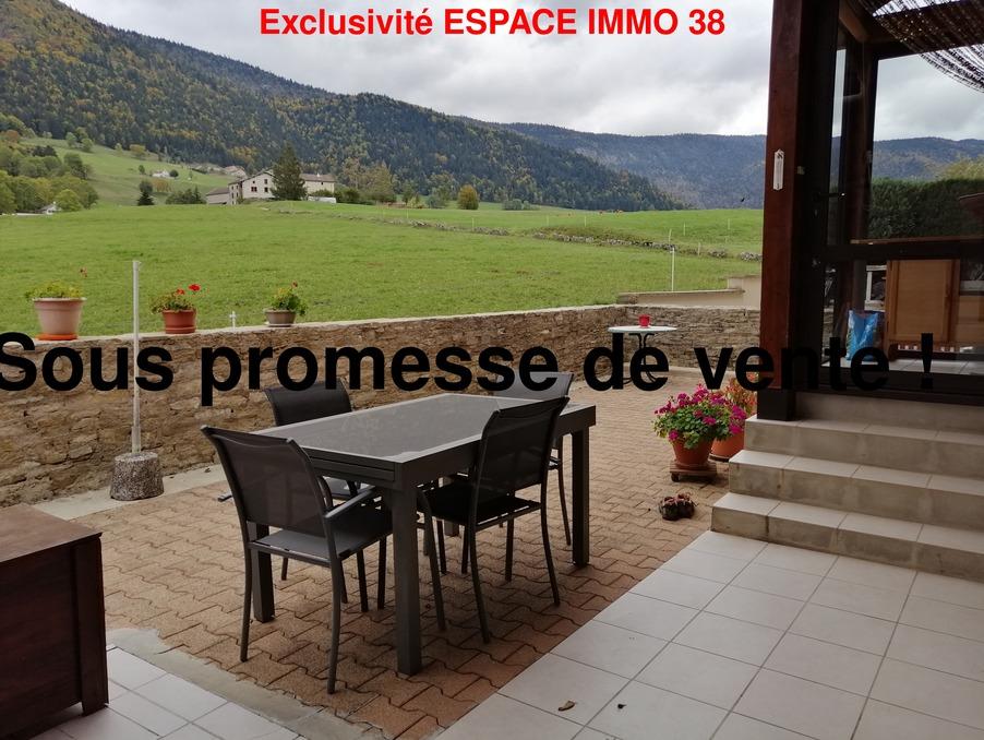 Vente Maison Saint-Martin-en-Vercors  265 000 €