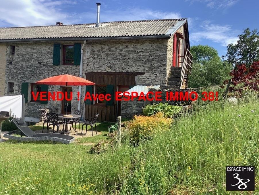 Vente Maison Saint-Martin-en-Vercors  310 000 €