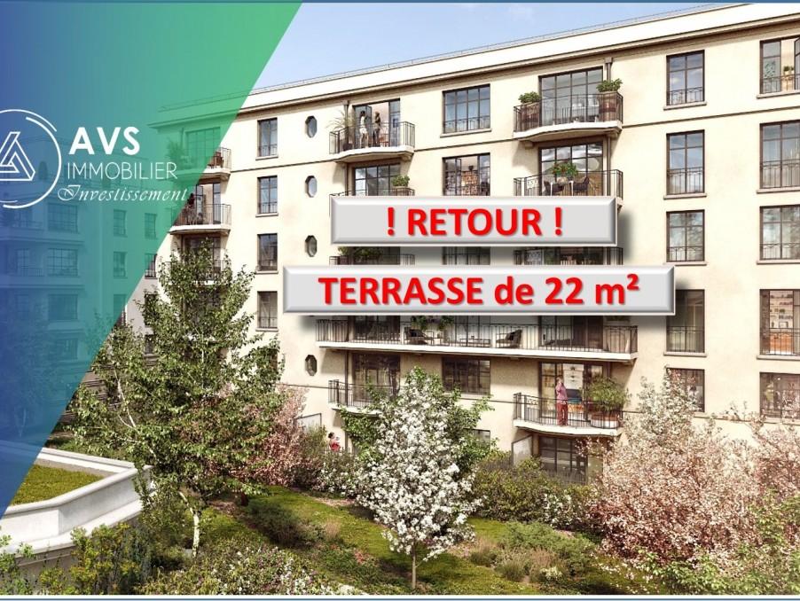 Vente Appartement CLAMART  425 000 €