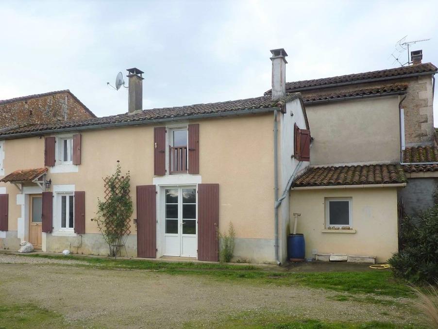 Vente Maison CHASSENEUIL SUR BONNIEURE  133 750 €