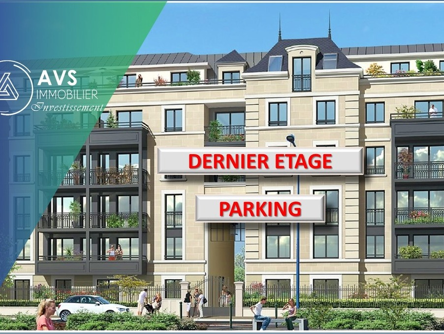Vente Appartement CLAMART  360 000 €
