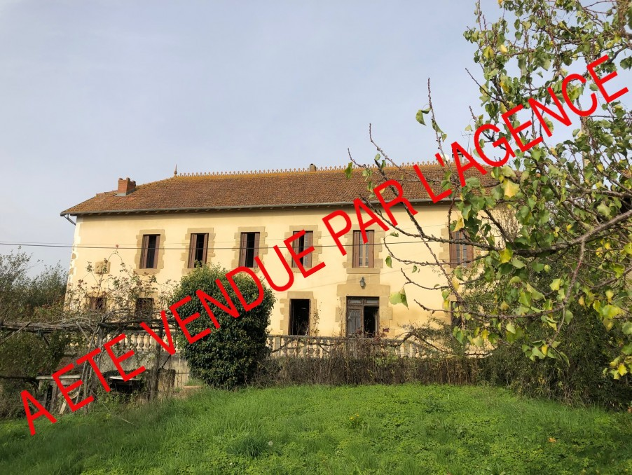 Vente Maison L'ISLE EN DODON  150 000 €