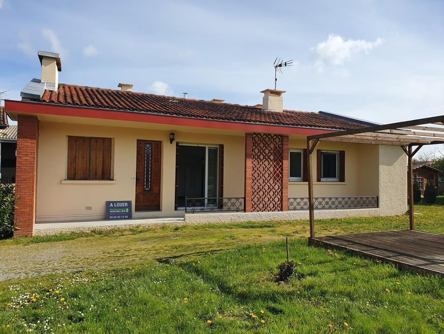 Location Maison PECHBONNIEU  870 €