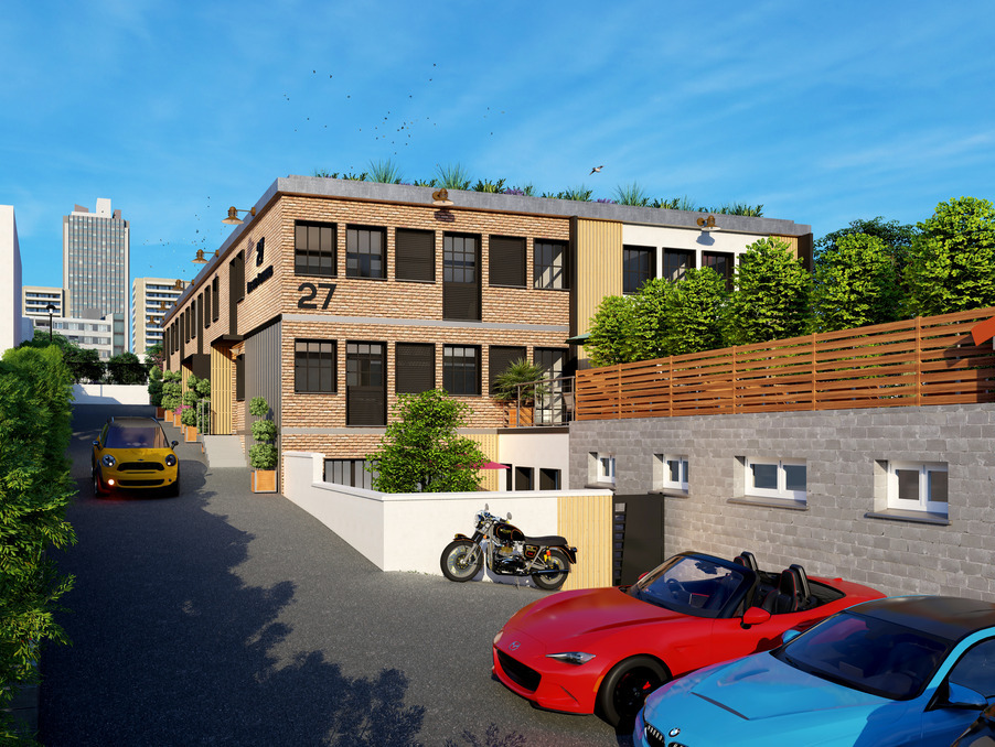 Vente Neuf MONTREUIL  590 500 €