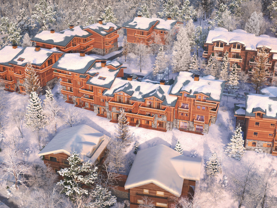 Vente appartement neuf COURCHEVEL 1 630 000 €
