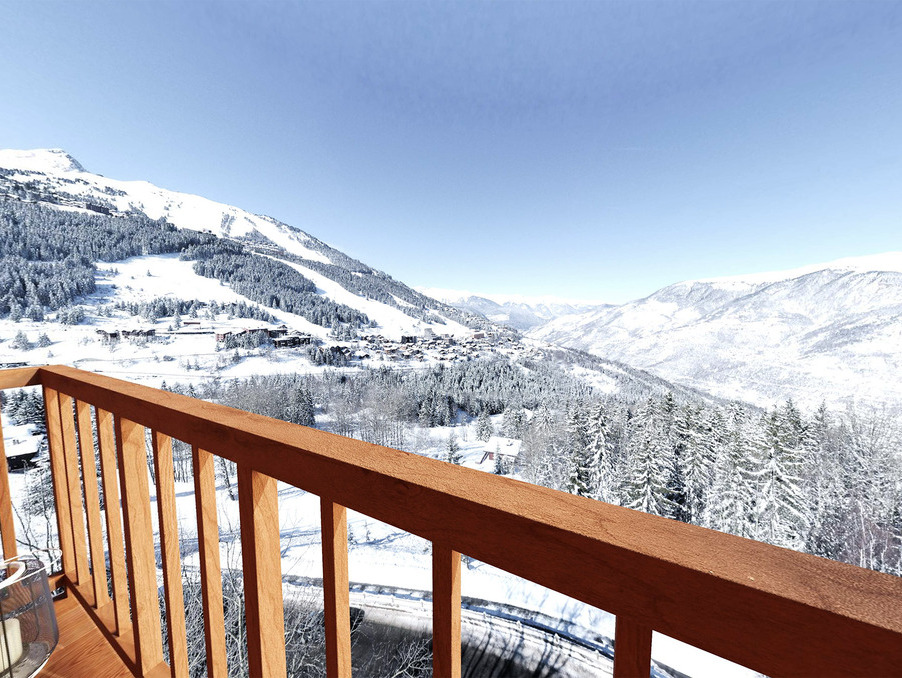 Vente appartement neuf COURCHEVEL 1 775 000 €