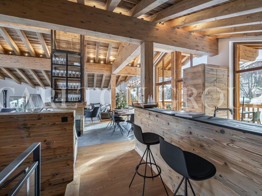 Location saisonniere Maison Courchevel 7