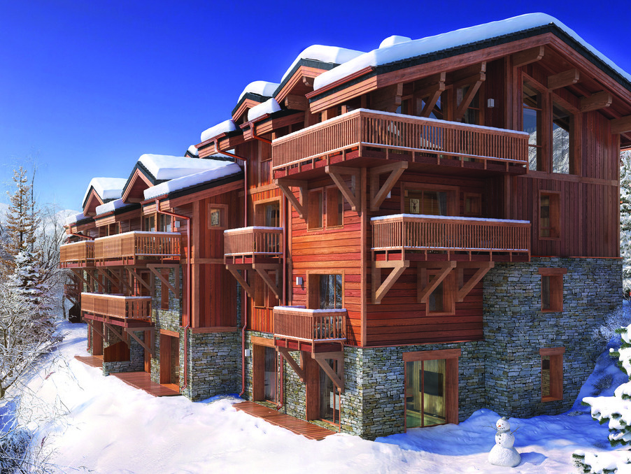 Vente appartement neuf COURCHEVEL 1 290 000 €