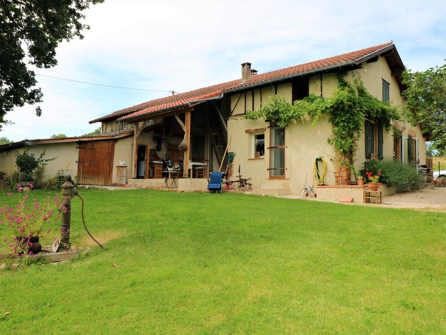Vente Maison L isle en dodon  222 000 €