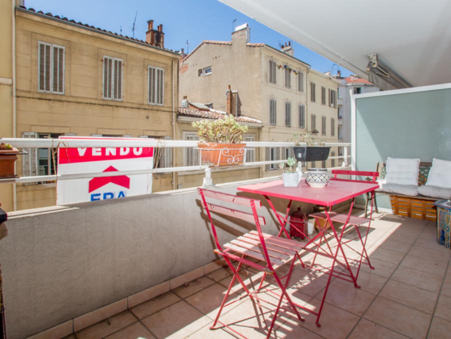 Vente Appartement Marseille 5e arrondissement  263 000 €
