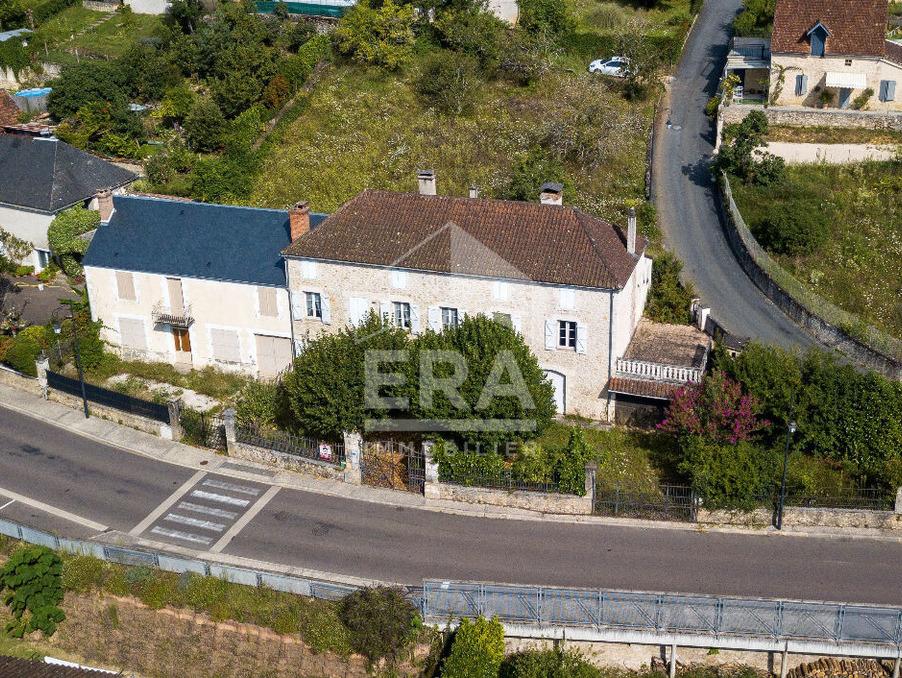 Vente Maison  avec jardin  Lachapelle-auzac  129 900 €