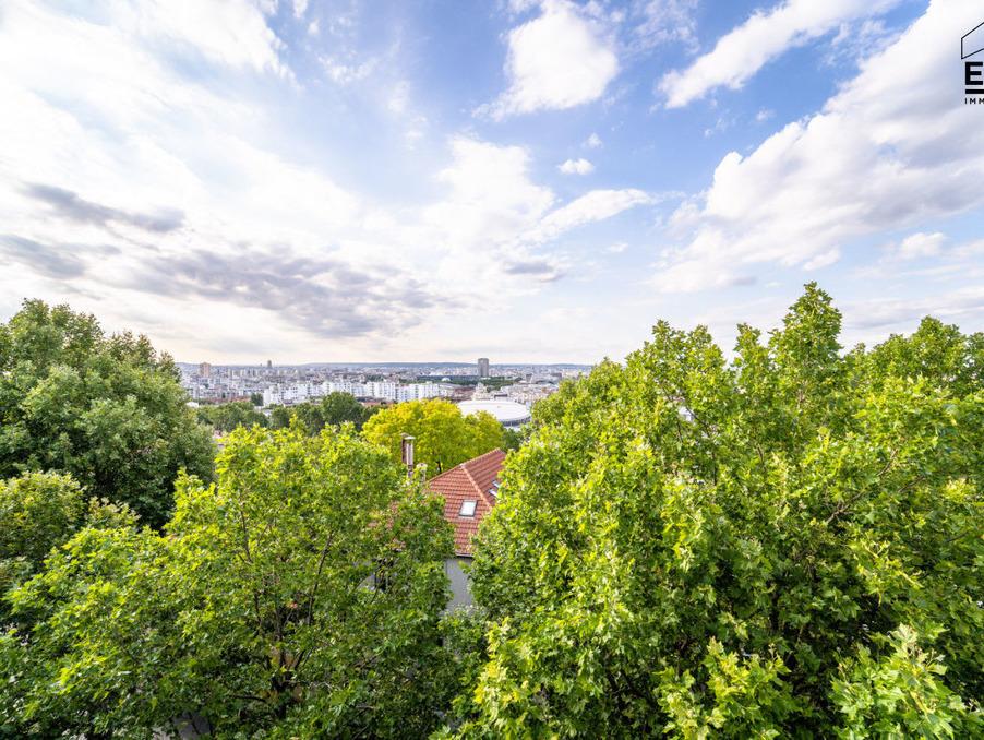 Vente Appartement Paris 19e arrondissement  672 000 €