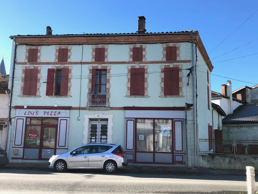 Vente Maison L'ISLE EN DODON 97 000 €