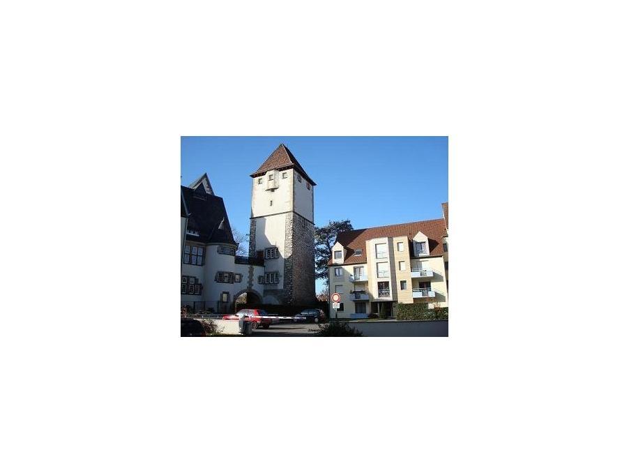 Location saisonniere Appartement  séjour 32 m²  Mulhouse  260 €