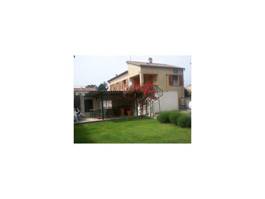 Location saisonniere Maison Lézan 2