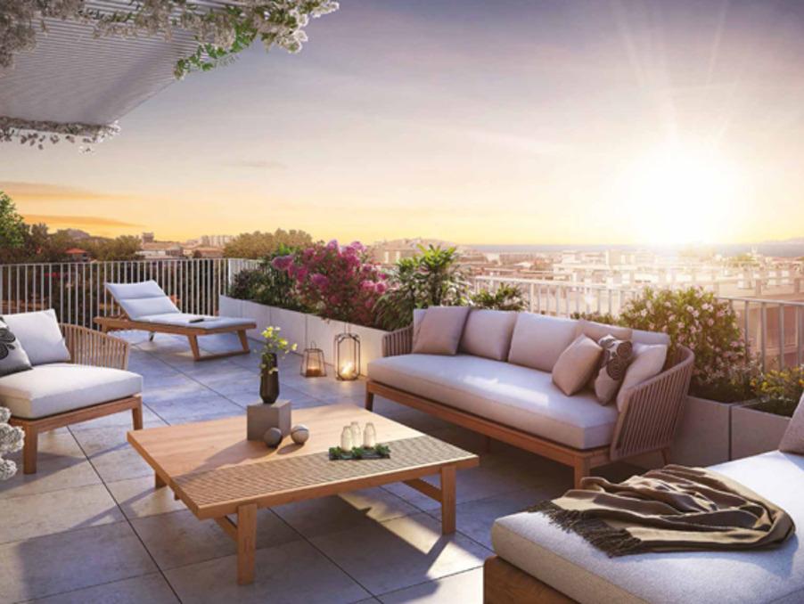 Vente Appartement Marseille  324 000 €