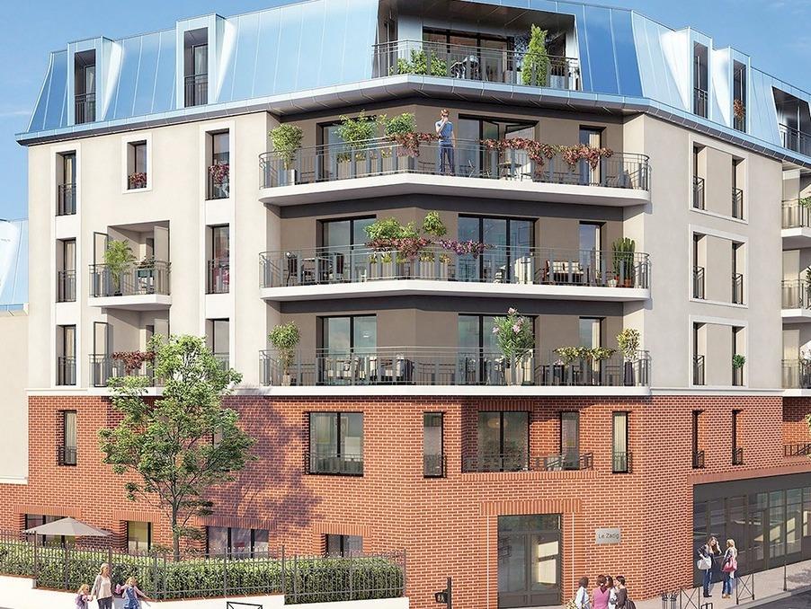 Vente appartement neuf SARTROUVILLE  422 000 €