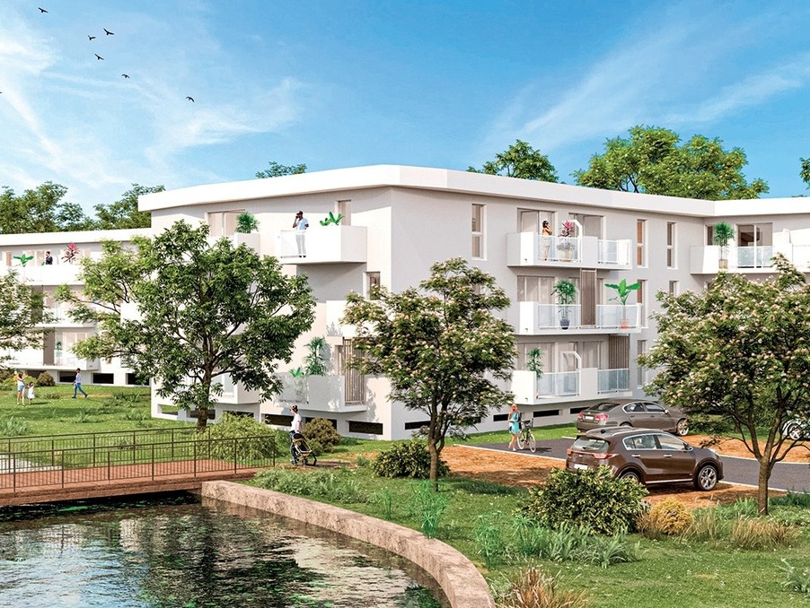 Vente appartement neuf EPONE  183 000 €