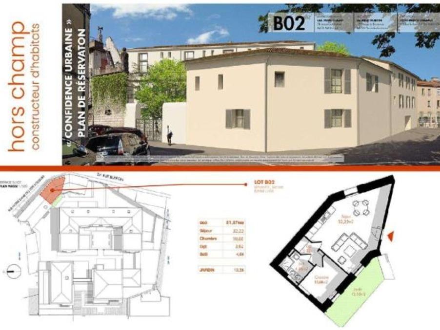 Vente Appartement Avignon  212 000 €