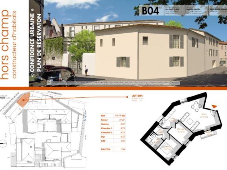 Vente Appartement Avignon  254 000 €