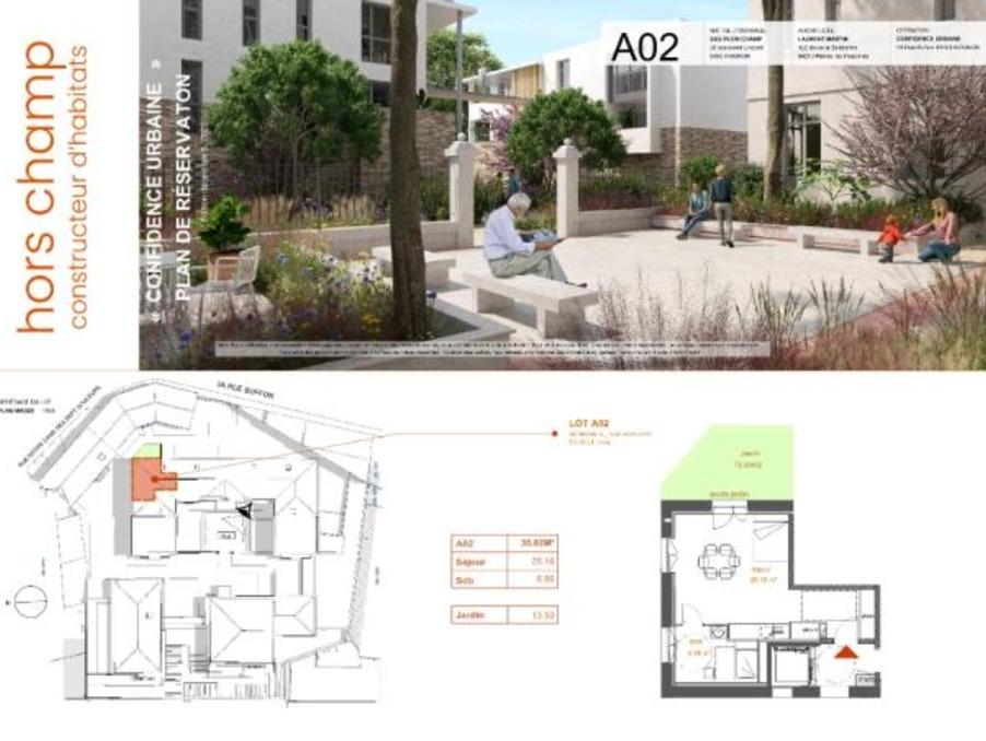 Vente Appartement Avignon  136 000 €