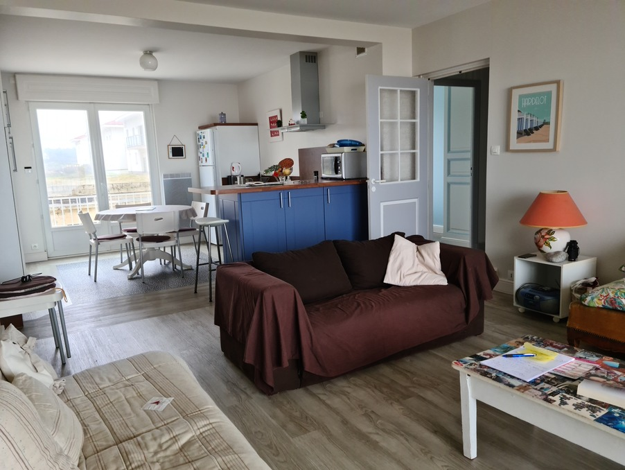 Location saisonniere Appartement  2 chambres  HARDELOT PLAGE  808 €