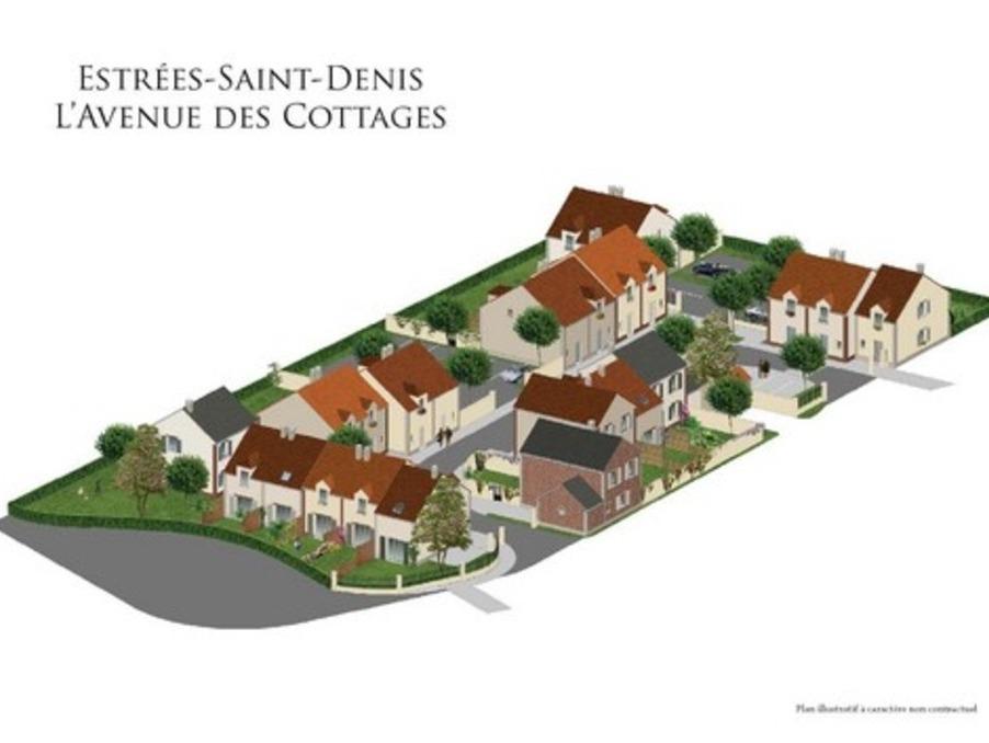 Vente maison neuve Estrees st denis  145 000 €