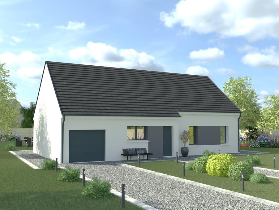 Vente maison neuve BLOIS  142 586 €