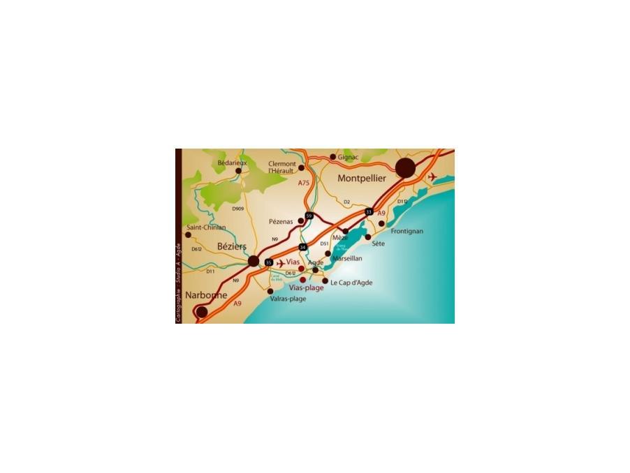 Location Mobilhome Vias  650 €