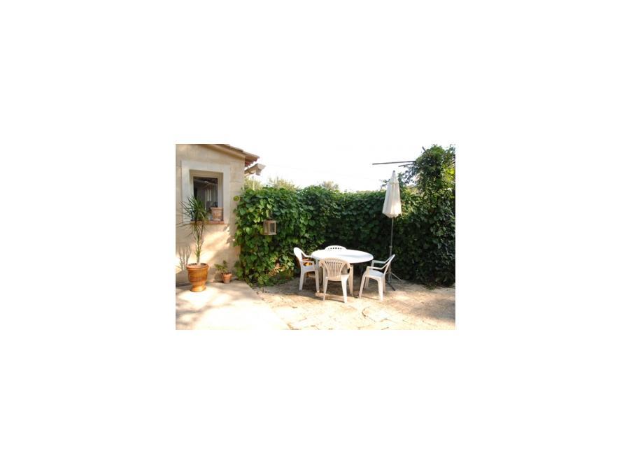 Location saisonniere Chambre  2 chambres  Collias 75 €