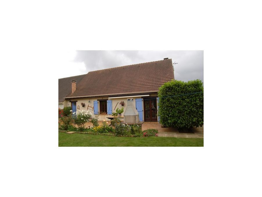 Achat maison avec jardin t5 estrees st denis 90 m 207000 - Maison jardin toulouse location saint denis ...