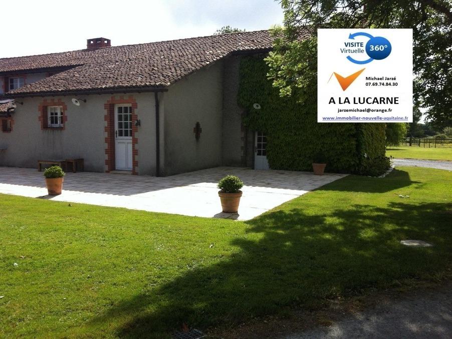 Vente Maison Saint-Aubin-de-Baubigné  472 500 €
