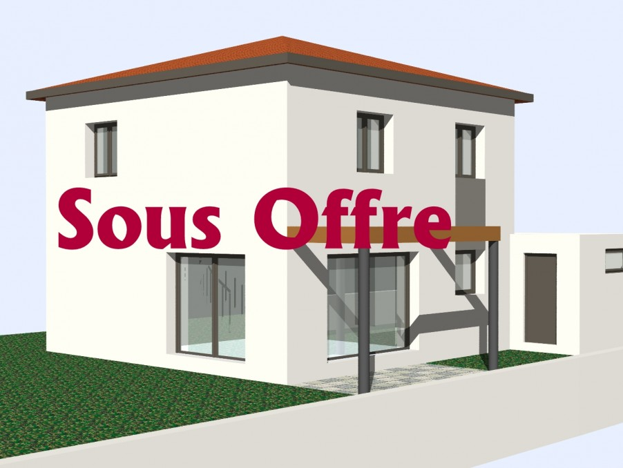 Vente Neuf  3 chambres  CHASSE SUR RHONE  289 000 €