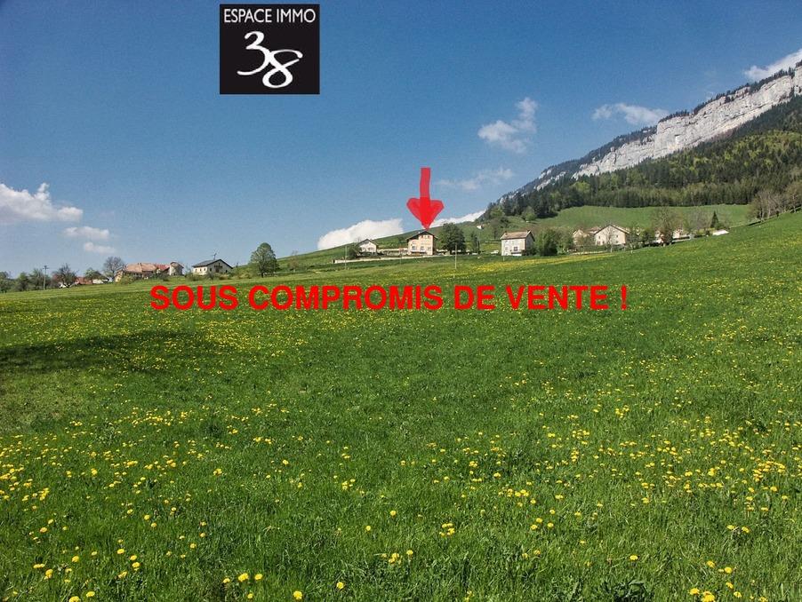 Vente Maison  1 salle de bain  Saint-Martin-en-Vercors  320 000 €
