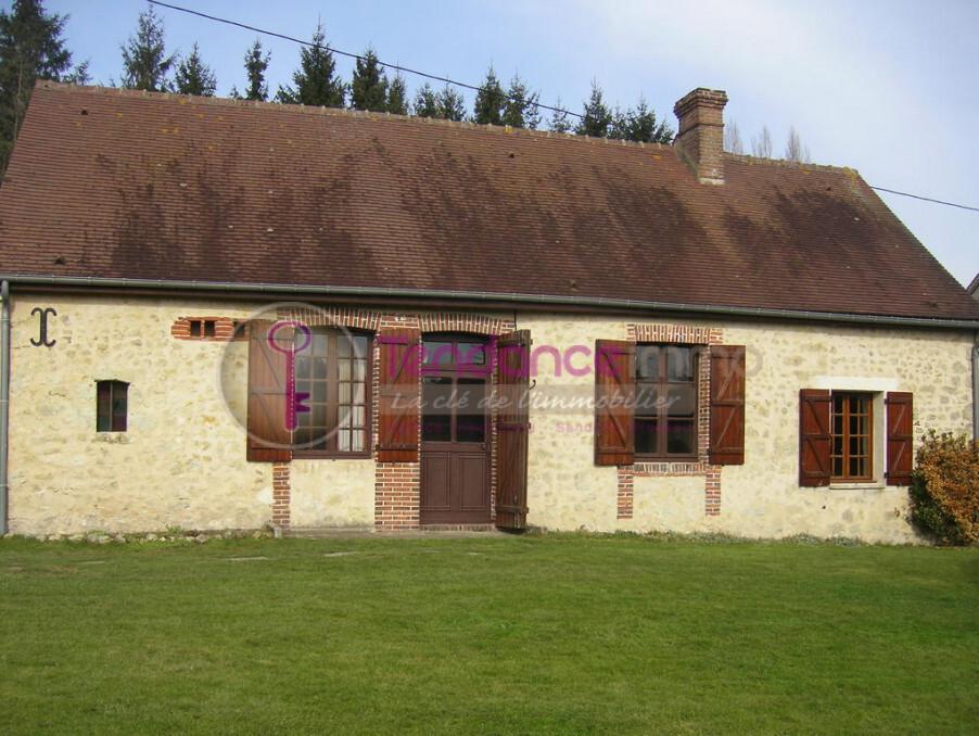 Acheter maison avec jardin 2 chambres mortagne au perche for Acheter une maison dans le perche