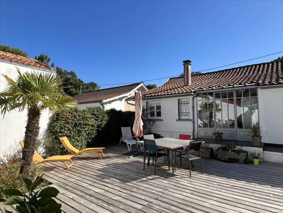 Location Maison SAINT TROJAN LES BAINS  616 €
