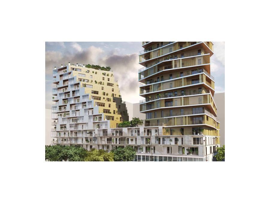 Vente Neuf Paris 13eme arrondissement  290 000 €