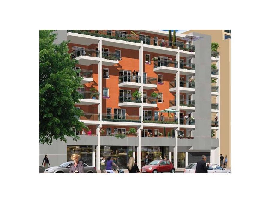 Vente appartement neuf Nice  279 000 €