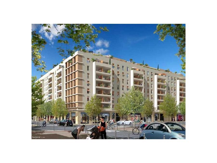 Vente Neuf Marseille 10eme arrondissement  169 200 €