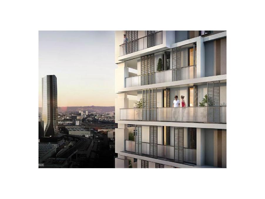 Vente Neuf Marseille 3eme arrondissement  220 000 €