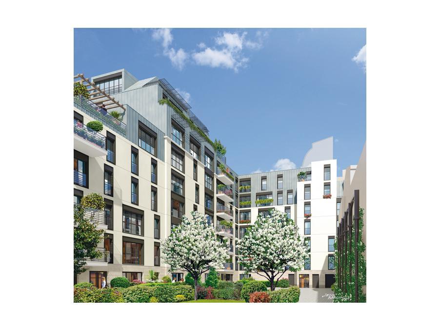 Vente Neuf Paris 11eme arrondissement  620 000 €