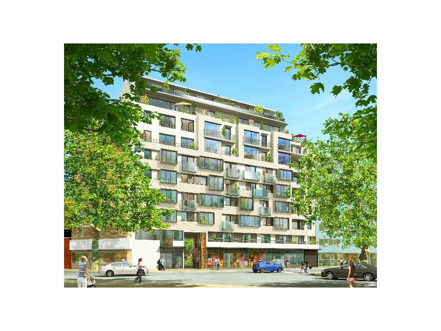 Vente Neuf Paris 19eme arrondissement  387 000 €