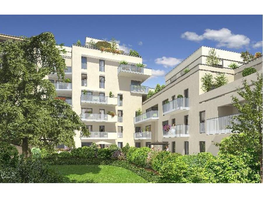 Vente appartement neuf Lyon 3eme arrondissement  199 500 €